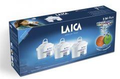 Filtre Laica Biflux Mineral Balance pentru cana de filtrare apa, 3 buc