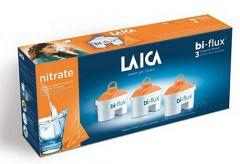 Filtre Laica Biflux Nitrates pentru cana de filtrare apa, 3 buc