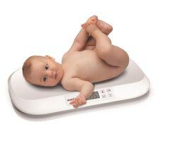 Cantar pentru bebelusi Laica Bodyform PS3007, diviziune de 5 g, capacitate 20 kg