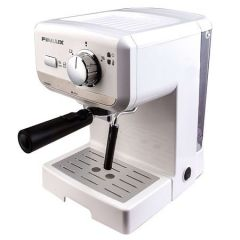 Espressor Finlux FEM-1694W, 15 bar, alb