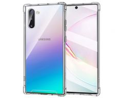 Husa Premium Upzz  Anti-shock Tpu Silicon Crystal Clear Samsung Galaxy Note 10 Transparenta