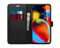 Husa Originala Spigen Wallet S Tip Carte iPhone 11 Pro  Max , Negru