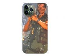 Husa Premium Upzz Print iPhone 11 Pro Max Model Arnold