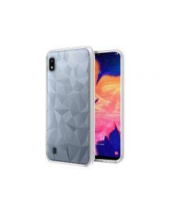 Husa Upss Case Prism Samsung Galaxy A10  Silicon Slim Transparent