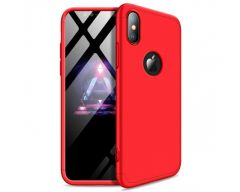 Husa 360 Grade Upzz Protection iPhone X/xs Red