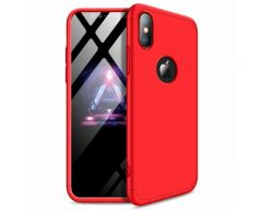 Husa 360 Grade Upzz Protection iPhone Xs Max Red