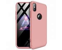 Husa 360 Grade Upzz Protection iPhone Xs Max Rose Gold