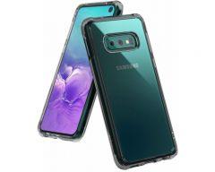 Husa Premium Ringke Fusion Smoke Black Samsung Galaxy S10e  Fumurie