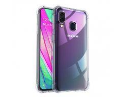 Husa Premium Upzz  Anti-shock Tpu Silicon Crystal Clear Samsung Galaxy A30 Transparenta
