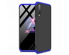 Husa 360 Grade Upzz Protection Samsung Galaxy A50 Negru Albastru