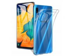 Husa Spate Silicon Ultra Slim Upzz  Samsung Galaxy A20e Transparenta