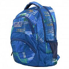 Rucsac ergonomic Cool, albastru, Mesco
