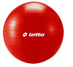 Minge gimnastica Lotto Fitness diametru 65cm rosu