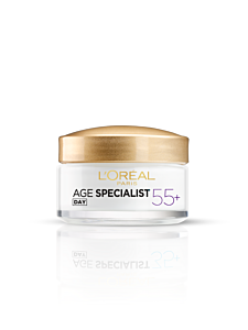 Crema antirid de zi L'Oreal Paris Age Specialist 55+, 50ml