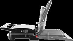 Grill electric ECG KG 100, 2000 W, 3 tipuri de gatire, deschidere 180º