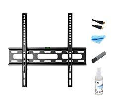 Suport TV + kit curatare ECG LD 2642 AOF, montare pe perete , 66 – 120 cm, max. 30 Kg, cablu HDMI