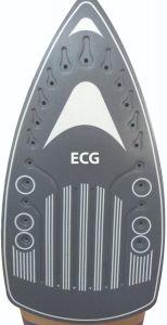 Fier de calcat ECG NZ 268, talpa ceramica, abur vertical, 2200W