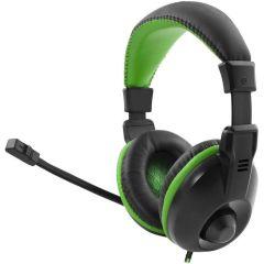 Casti Advanced Gaming ALBATROS EGH320, Hi-Fi sound, perne soft, cu microfon si volum control