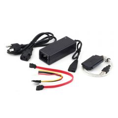 Adaptor Nelbo pentru hard disk-uri IDE/SATA la USB 2.0