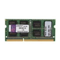 Memorie RAM 8 GB sodimm ddr3, 1600 Mhz, Kingston, pentru laptop