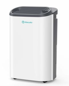 Dezumidificator si purificator cu consum redus de energie AlecoAir D16 PURIFY, 16 l /24h, HEPA, Uscare Rufe, Display digital