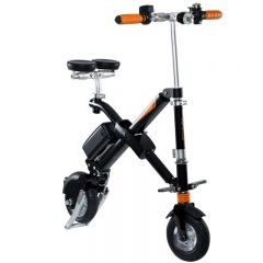 Bicicleta electrica foldabila Airwheel E6 Black AIRWHEEL