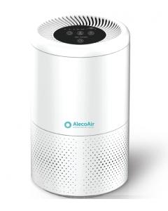 Purificator de aer AlecoAir P15 KIDDO, Filtru HEPA si Carbune Activ, Functie Ionizare, Lampa UV
