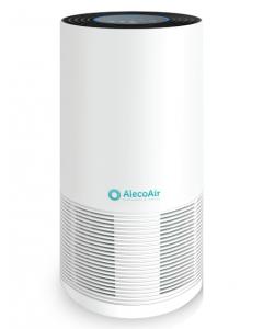 Purificator de aer AlecoAir P40 SMART, Wi-Fi Filtru TRUE HEPA si Carbune Activ, Functie Ionizare, Lampa UV