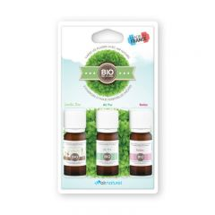 Set 3 bucati Ulei esential Air Naturel BIO Sinergice Air Naturel