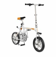 Bicicleta electrica foldabila Airwheel R3 White AIRWHEEL