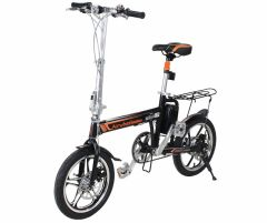 Bicicleta electrica foldabila Airwheel R5 Black AIRWHEEL