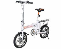 Bicicleta electrica foldabila Airwheel R5 White AIRWHEEL