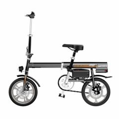Bicicleta electrica foldabila Airwheel R6 Black AIRWHEEL