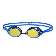Ochelari inot adulti Speedo Opal Mirror Plus albastru/auriu