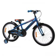 "Bicicleta copii Omega Master albastru 16"""