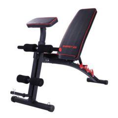 Banca fitness reglabila cu suport biceps Energy Fit 1208T