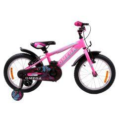 "Bicicleta copii Omega Master 20"" roz 2019"