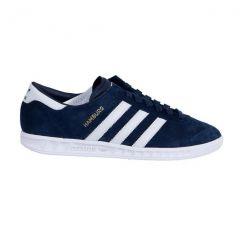 Pantofi sport barbati Adidas Originals HAMBURG bleumarin,