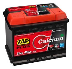 Baterie auto Zap Plus 55Ah