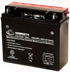 Baterie moto SORGETI 18Ah