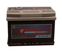 Baterie auto Sorgeti EFB 77Ah
