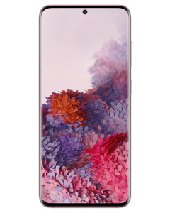 "Telefon mobil Samsung S20, 4G, 128GB, 8GB, 6.2"", Dynamic Amoled, 120 Hz, Android 10, Cloud Pink"