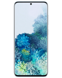 "Telefon mobil Samsung S20, 5G, 128GB, 8GB, 6.2"", Dynamic Amoled, 120 Hz, Android 10, Cloud Blue"