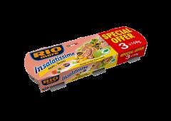 Salata de ton cu porumb Rio Mare 3x160g