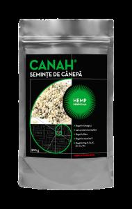 Seminte de canepa Canah 300g