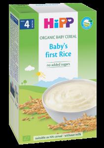 Cereale orez bio Hipp 200g