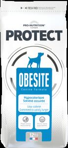 Hrana hipocalorica pentru caini, Flatazor Protect Obesity, 12 kg