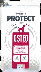 Hrana pentru caini cu afectiuni ale oaselor sau articulatiilor, Flatazor Protect Osteo, 2 kg