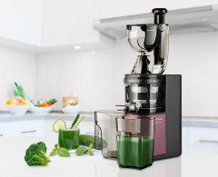 Storcator cu presare la rece pentru fructe si legume  Taurus Liquajuice Pro, 200 w