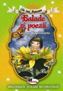 Cele mai frumoase balade si poezii de G. Topirceanu